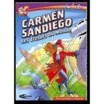 Carmen Sandiego : Les trésors du Monde - PC