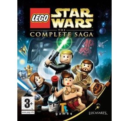 LEGO Star Wars : La Saga Complète - Playstation 3