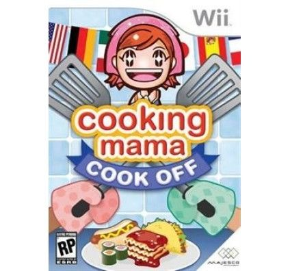 Cooking Mama : Cook Off - Wii