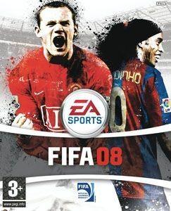 Fifa 08 - Nintendo DS