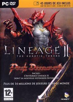 Lineage 2 - Pack Découverte - PC