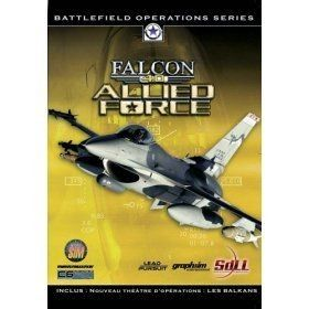 Falcon 4.0 Allied Force - PC