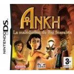 Ankh DS La Malédiction Du Roi Scarabée - Nintendo DS