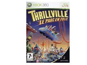 Thrillville : Le parc en folie - Nintendo DS