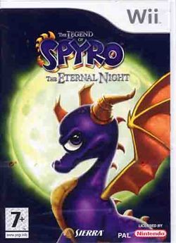 The Legend of Spyro : The Eternal Night - Game Boy Advance