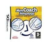 Mon Coach Personnel : J'enrichis mon vocabulaire - Nintendo DS