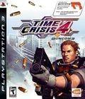 Time Crisis 4 + Gun G-Con 3 - Playstation 3