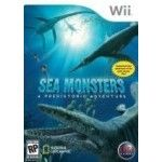 Sea Monsters : A Prehistoric Adventure - Nintendo DS