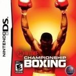 Showtime Championship Boxing - Nintendo DS