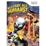 Destroy All humans : Lachez le Gros Willy - Wii