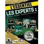 Les experts CSI : Intégrale 1 à 4 - PC