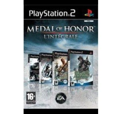 Medal of Honor - Collection - Playstation 2