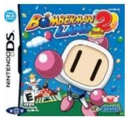 Bomberman Land Touch 2 - Nintendo DS