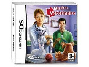 Mission Vétérinaire DS - Nintendo DS