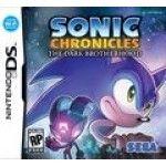 Sonic Chronicles : La Confrérie Des Ténèbres - Nintendo DS
