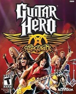 Guitar Hero : Aerosmith - Playstation 2