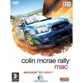 Colin McRae Rally Mac - Mac