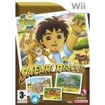 Go Diego Go : Safari Rescue - Nintendo DS