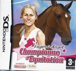 Eugénie Angot Championne d'Equitation - Nintendo DS