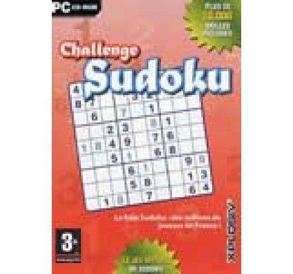 Sudoku Challenge - PC
