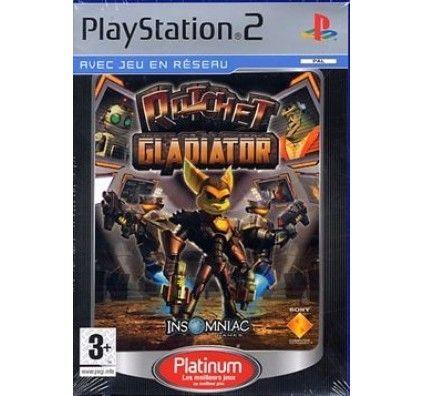 Ratchet : Gladiator - Playstation 2