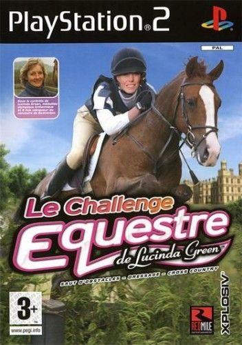 Le Challenge Equestre de Lucinda Green - Playstation 2