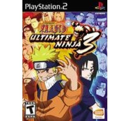 Naruto : Ultimate Ninja 3 - Playstation 2