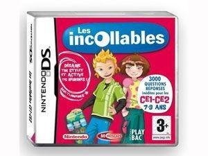 Les Incollables CE1-CE2 - Nintendo DS