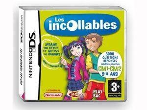 Les Incollables CM1-CM2 - Nintendo DS
