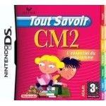 Tout Savoir CM2 - Nintendo DS