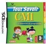 Tout Savoir CM1 - Nintendo DS