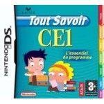 Tout Savoir CE1 - Nintendo DS