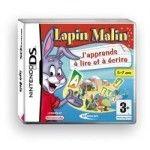 Lapin Malin : J'apprends à Lire et Ecrire - Nintendo DS