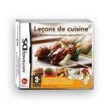 Leçons de cuisine : Qu'allons-nous manger aujourd'hui ? - Nintendo DS