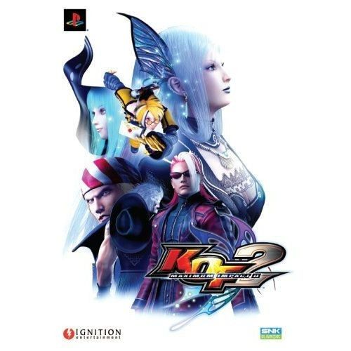 King of Fighters : Maximum Impact 2 - Playstation 2