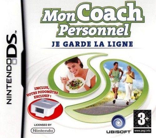 Mon Coach Personnel : Je Garde La Ligne - Nintendo DS