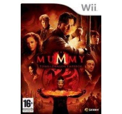 La Momie 3 La Tombe de l'Empereur Dragon - Playstation 2