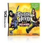 Guitar Hero : On tour Decades - Nintendo DS