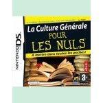 Culture Générale Pour Les Nuls - Nintendo DS