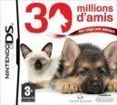 30 Millions d'Amis : Mon Refuge Pour Animaux - Nintendo DS