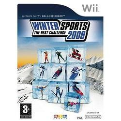 Winter Sports 2009 : The Next Challenge - Playstation 2
