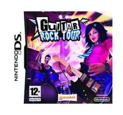 Guitar Rock Tour DS - Nintendo DS