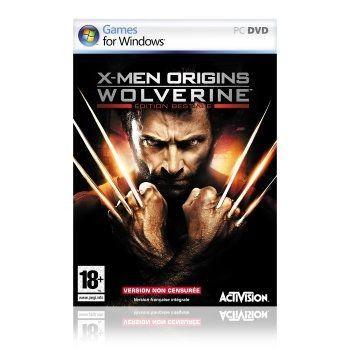 X-Men Origins - Wolverine - PSP