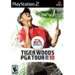 Tiger Woods PGA Tour 10 - PS2 - Playstation 2