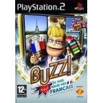 Buzz ! Le Plus Malin Des Français + 4 buzzers - PS2 - Playstation 3