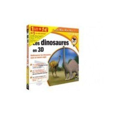 Les Dinosaures en 3D - PC