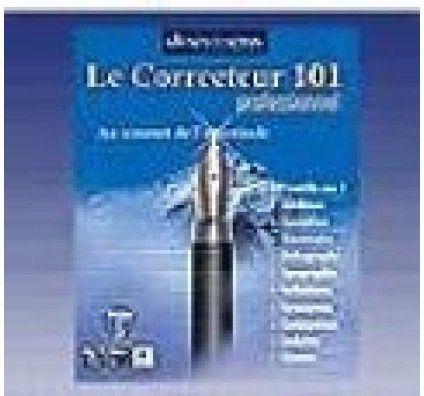 Correcteur 101 Professionnel 5.0 - PC