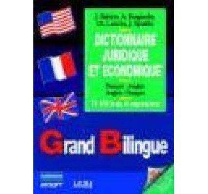 Grand bilingue juridique - PC