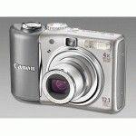 Canon PowerShot A1100 (Silver)