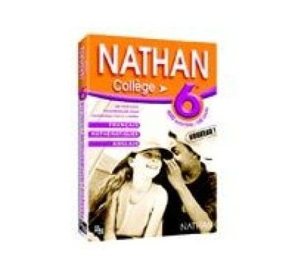 Nathan College 6e : Français, Maths, Anglais - PC